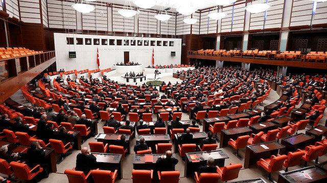 Türkiye Büyük Millet Meclisi (TBMM) - Fotoğraf: Arşiv