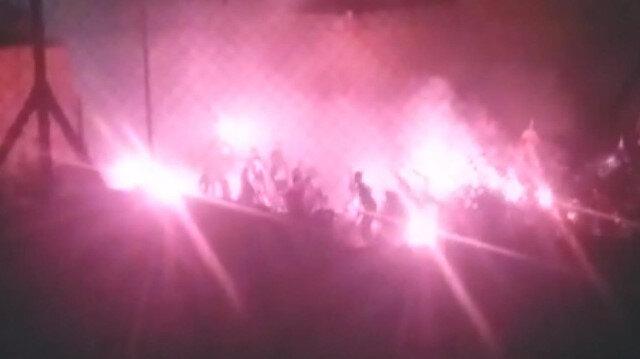 KKTC tarafına provokatif saldırı: Türk askeri teyakkuza geçti