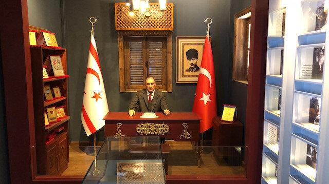 Alparslan Türkeş'in evi müzeye dönüştü