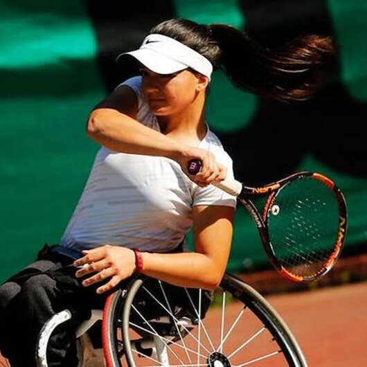 Wheelchair Tennis: Busra Un lifts trophy in Italy