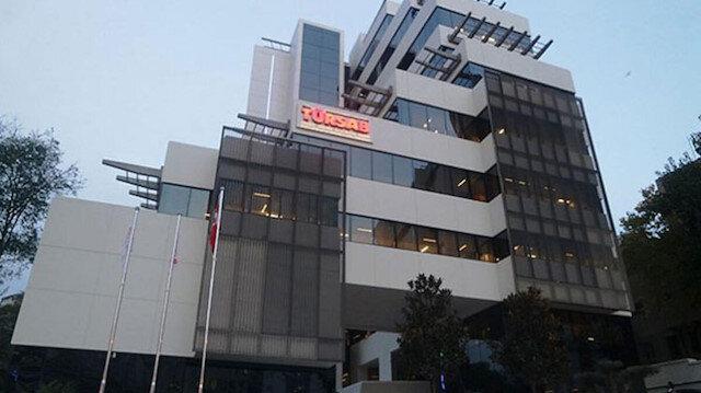 TÜRSAB Genel Merkezi.