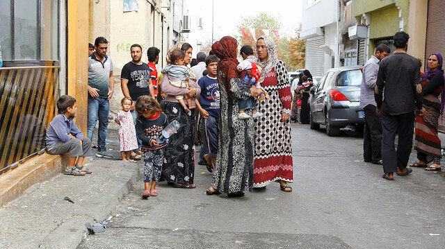 İstanbul Valiliği: Kaydı bulunmayan Suriyeler 20 Ağustos'a kadar başka illere gönderilecek