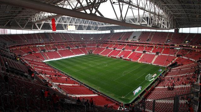 A Millilerin iç saha maçları İstanbul'da oynanacak