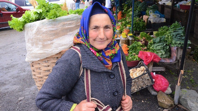 En organik pazar