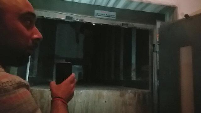 Asansör kapısına sıkışan adam hayatını kaybetti