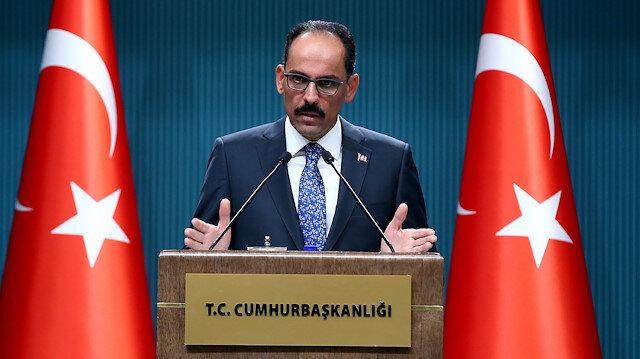 İbrahim Kalın: Türkiye ne Batı'dan ne de dünyanın başka bir yerinden uzaklaşıyor