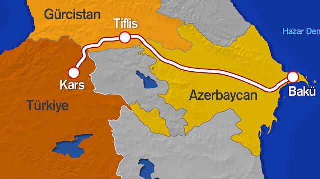 Türkiye ile Gürcistan arasında ilk: Yarın sefere çıkıyor