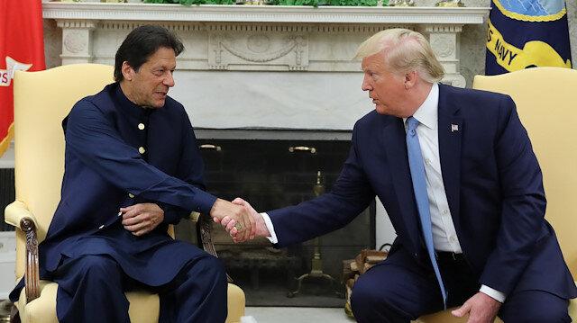 Trump Pakistan ile Hindistan arasındaki Keşmir sorununda arabulucuk olmak istiyor