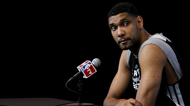 NBA legend Duncan returns to Spurs as assistant coach
