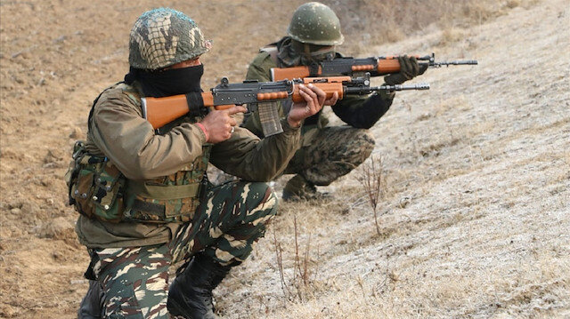 Pakistan protests with India over 'ceasefire violation'