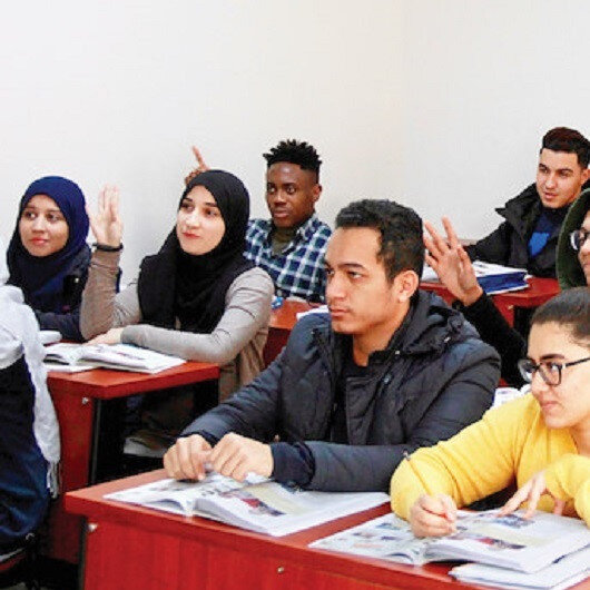 Turkey hub for foreign students to pursue education