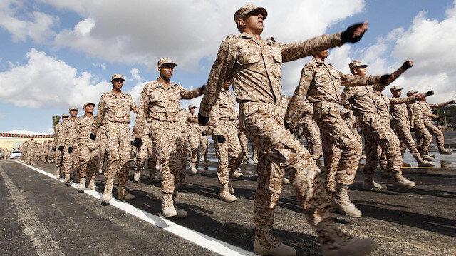 BAE Sudan'dan Libya'ya asker taşıyor
