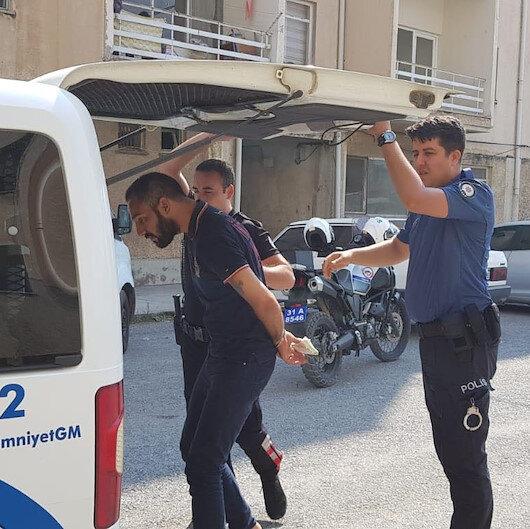 'Dur' ihtarından kaçan sürücü kovalamaca sonucu yakalandı