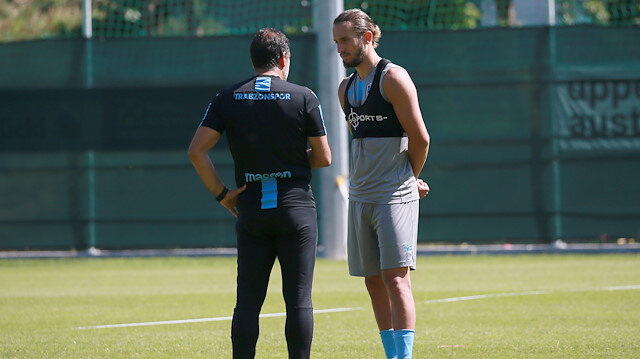 Lille Yusuf Yazıcı'dan vazgeçmedi: Hazırlık maçını izlediler