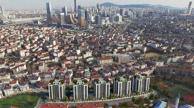 İstanbul, Bursa, Balıkesir ve Manisa'da bulunan 267 adet konut satılacak.