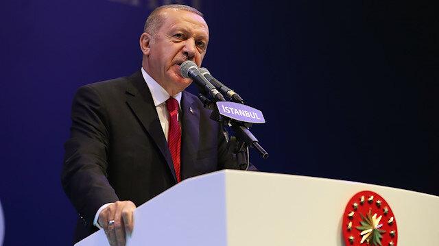 Erdoğan'dan Tunus Cumhurbaşkanı Sibsi için taziye mesajı