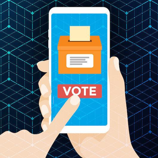 Blok zinciri tabanlı oylama sistemine yoğun ilgi