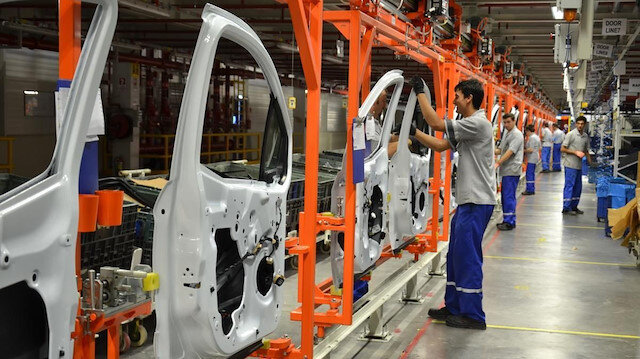 Ford Otosan üretim