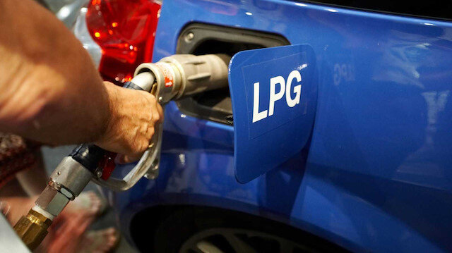 LPG ithalatı mayısta azaldı