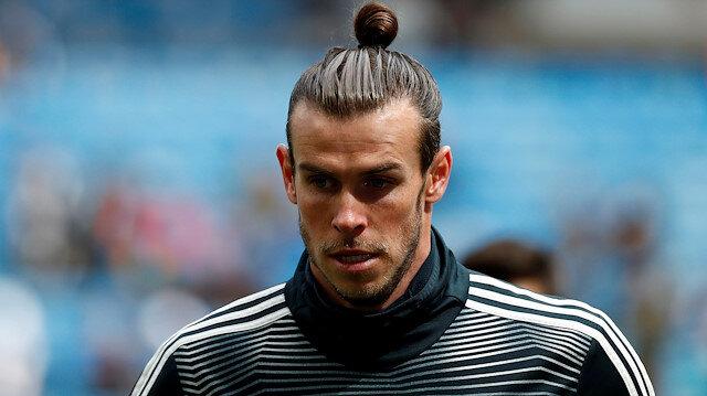 Gareth Bale'in yeni adresi Çin