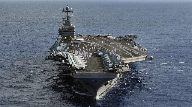 ABD Hürmüz Boğazı'nda Amerikan bayraklı gemileri koruyacak