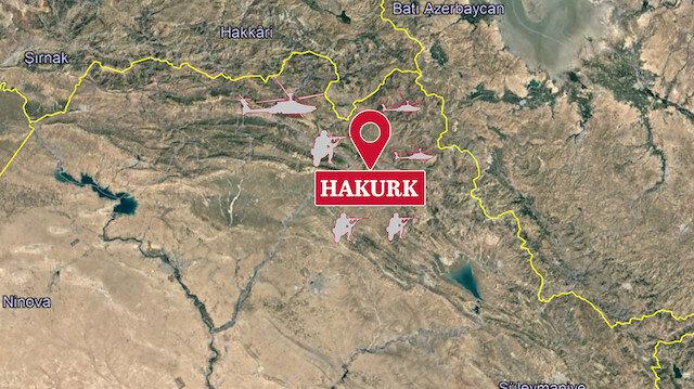 Pençe Harekatı'nda toplam 72 terörist etkisizleştirildi