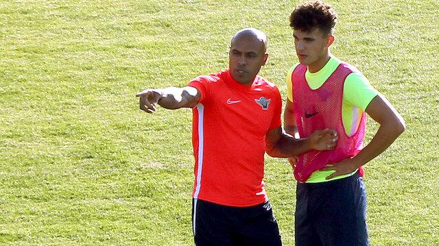 Nobre, Akhisarspor'da antrenör olarak görev alıyor.