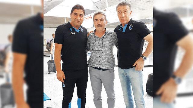 Ünal Karaman, Ali Kemal Yazıcı ve Ahmet Ağaoğlu