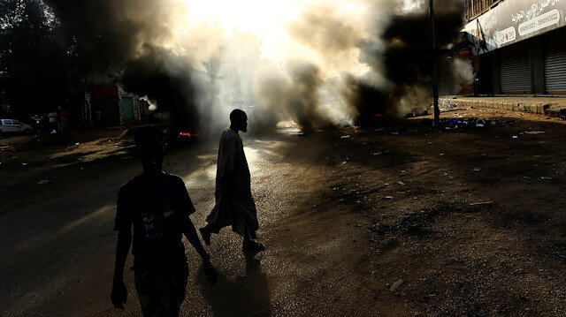 Sudan'da 3 Haziran olayları: 87 ölü