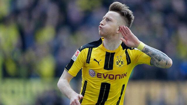 Almanya'da yılın futbolcusu Reus