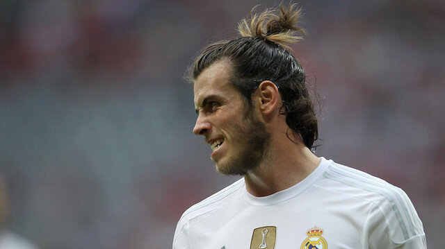 Gareth Bale Çin'e gitti transferi iptal oldu