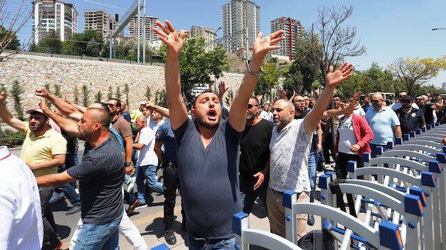 Ankaragücü'nde genel kurul öncesi ortalık karıştı