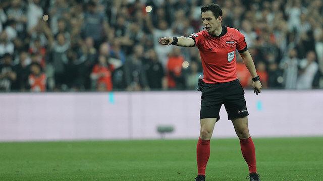 UEFA'dan Halil Umut Meler'e görev