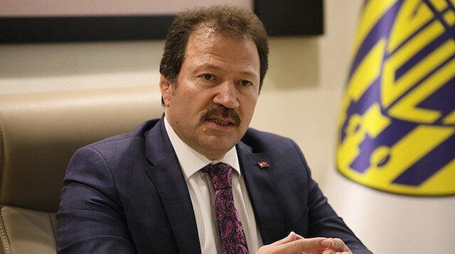 MKE Ankaragücü'nde Mehmet Yiğiner yeniden başkan