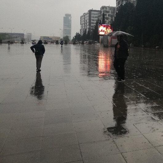 Meteoroloji'den Trakya için sağanak yağış ve sel uyarısı