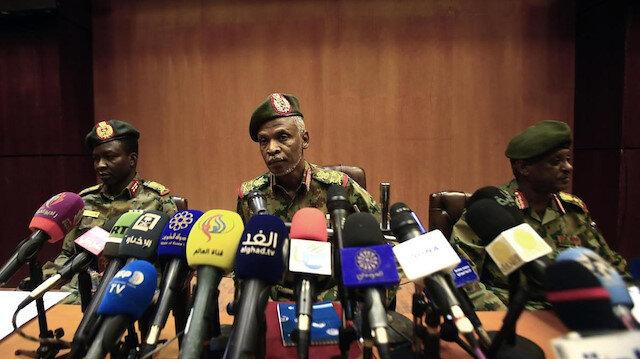 Sudan'daki askeri konsey