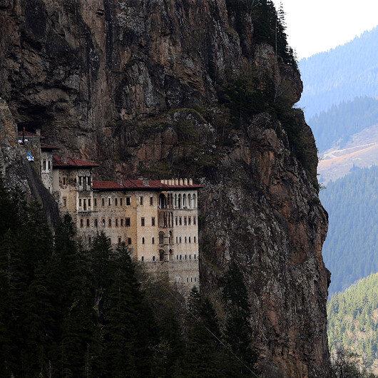 Turkey's Sumela Monastery aims to host 500,000 tourists