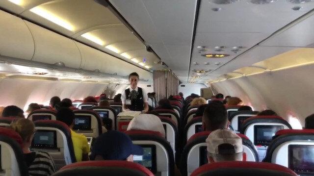 Beşiktaşlı pilottan Sergen Yalçın'a anlamlı mesaj