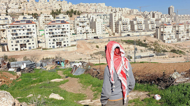 İsrail Batı Şeria projesi: 6 bin yasa dışı konut