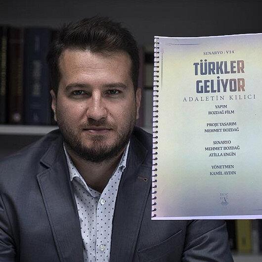 türkler geliyor: adaletin kılıcı MEHMET BOZDAĞ ile ilgili görsel sonucu