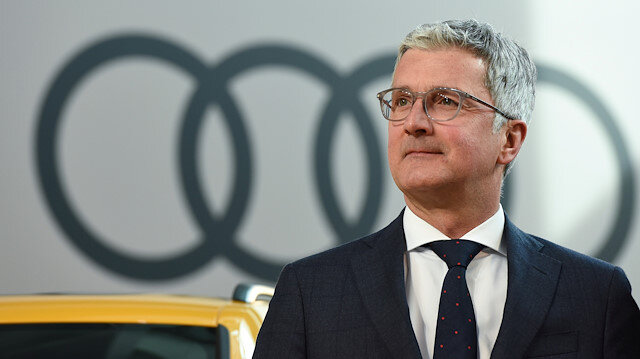 Eski Audi CEO'su Stadler'e dizel davası