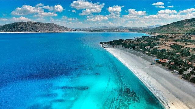 Salda Gölü özel olarak korunacak