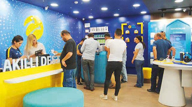 Turkcell yeni müşteri deneyimi yaklaşımı sayesinde abone sayısını arttırdı.