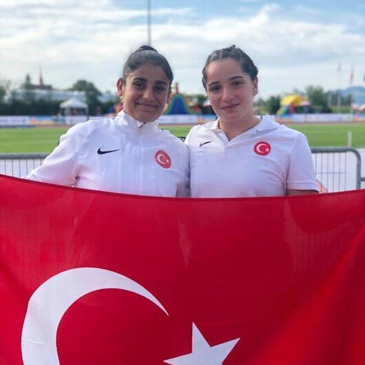Turkish Paralympic athlete wins gold in shot put