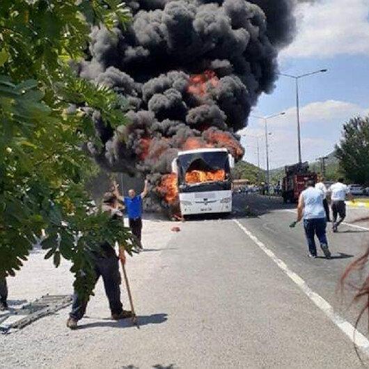 Balıkesir'deki yangınla ilgili yeni gelişme: 2 şoför tutuklandı