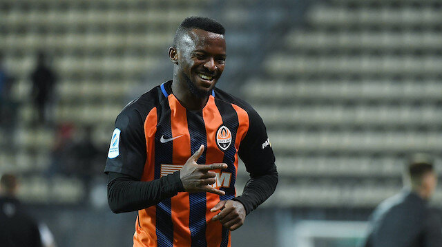 Kayserispor'un yeni golcüsü Kayode
