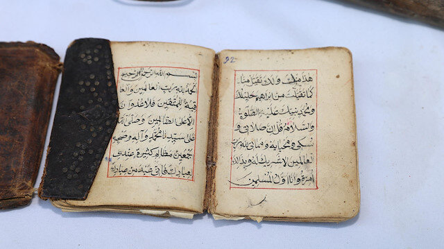 1,000-year-old Quran recovered from smugglers in Turkey