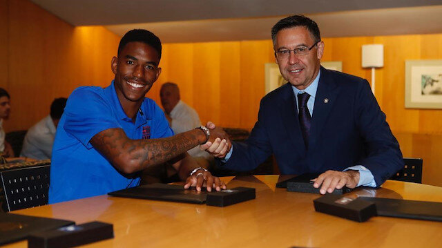 Barcelona Junior Firpo'yu transfer etti