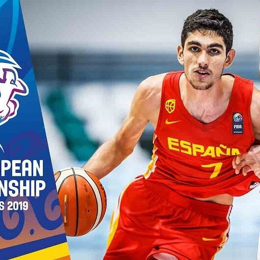 Turkish youngsters grab silver in U18 basketball final