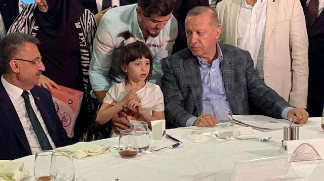 Cumhurbaşkanı Erdoğan'dan minik Zeynep'e ilaç müjdesi